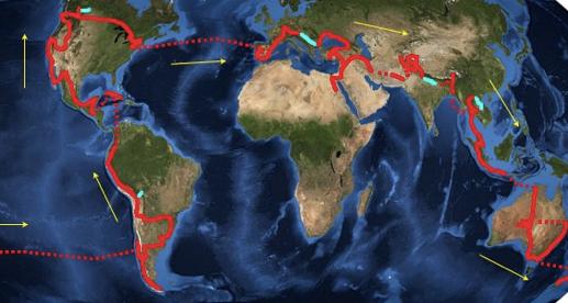 7 Jahre Weltreise: Route